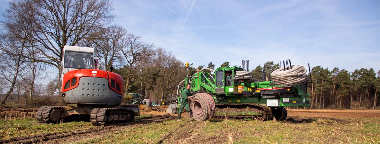 Lieblings Uhling Drainage Spezialist Verlegung und Spülung &TU_71